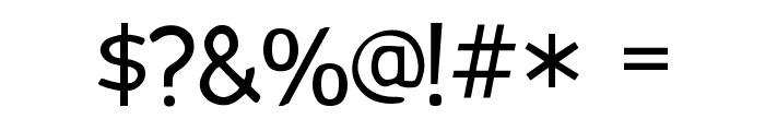 Font13 Font OTHER CHARS