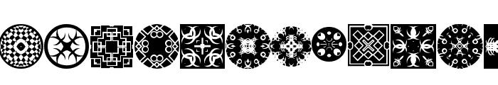 FontCo Designs 2 Font LOWERCASE