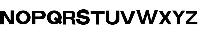 FontCreator Program 4-1 Font UPPERCASE