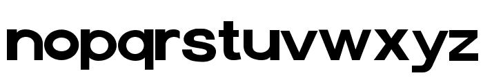 FontCreator Program 4-1 Font LOWERCASE