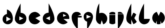 Font_london eyes Font LOWERCASE