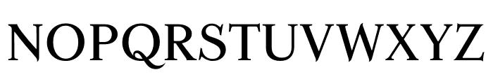 Fontastic Beast Font LOWERCASE