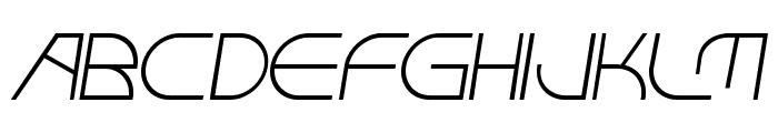 Fontcop IV Font LOWERCASE