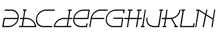 Fontcop Font LOWERCASE
