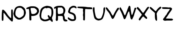 Fontie Font UPPERCASE