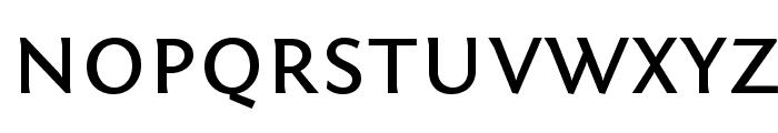 Fontin Sans CR SC Font LOWERCASE