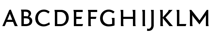 Fontin Sans Small Caps Font LOWERCASE