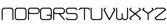 Fontmaker's Choice Font UPPERCASE