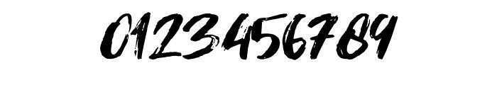 Fontrust Font OTHER CHARS