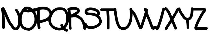 Fonty Font UPPERCASE