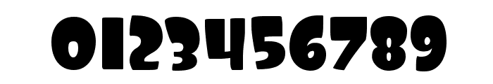Foo-Regular Font OTHER CHARS