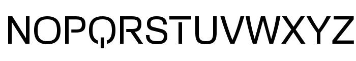 FoobarPro-Regular Font UPPERCASE