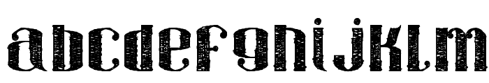 For Winter Font LOWERCASE