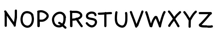 ForMyTrueLove Font UPPERCASE