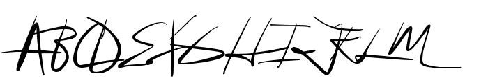 ForSale Font UPPERCASE