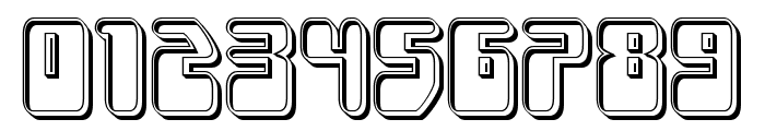Force Majeure Engraved Font OTHER CHARS
