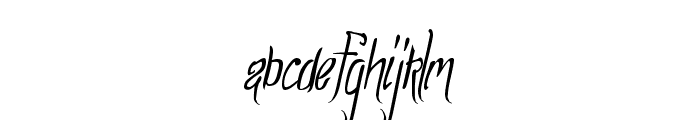 ForestLakes Font LOWERCASE