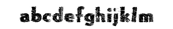 ForgeMelt Font LOWERCASE