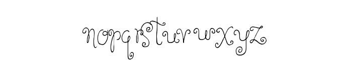 ForgivableSin Font LOWERCASE