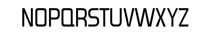 Forgotten Futurist Font UPPERCASE