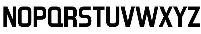 ForgottenFuturistRg-Bold Font UPPERCASE