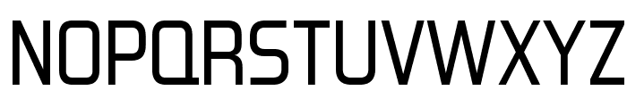 ForgottenFuturistRg-Regular Font UPPERCASE