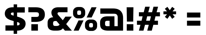Formula1 Display Bold Bold Font OTHER CHARS
