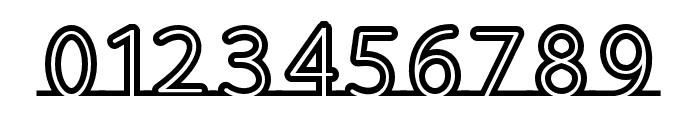 Fortrack-Regular Font OTHER CHARS