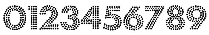 Fortuna Dot Font OTHER CHARS