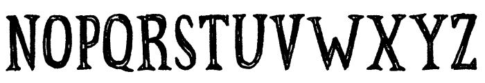 Fortunate DEMO Regular Font LOWERCASE