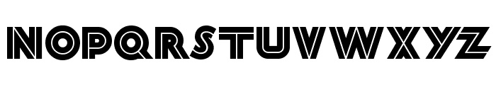 FortySecondStreetHB Font LOWERCASE