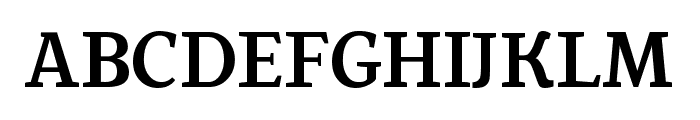 Fowviel Font UPPERCASE