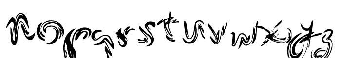 FoxWild Font LOWERCASE