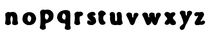 fontility Font LOWERCASE