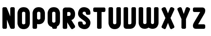 fontopoFONTOPO Regular Font UPPERCASE