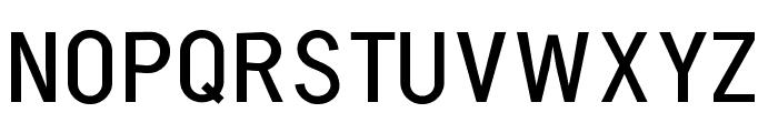 fontopoNEUTRAL Regular Font UPPERCASE