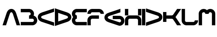 formalart Font UPPERCASE