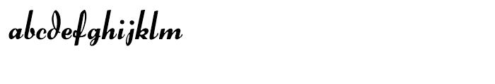 Forelle Regular Font LOWERCASE