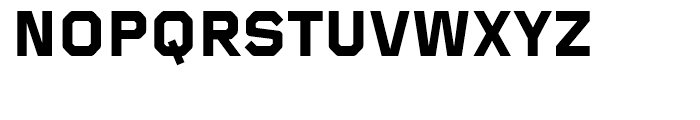 Foundry Gridnik ExtraBold Font UPPERCASE