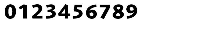 Foundry Sans OT3 Bold Font OTHER CHARS