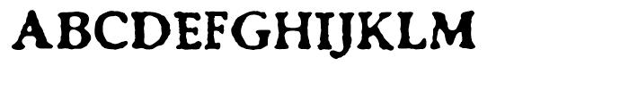 Fourteen 64 Font UPPERCASE
