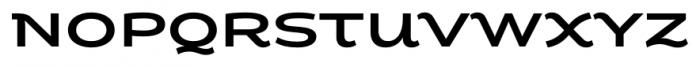 Fondue Bold Font UPPERCASE