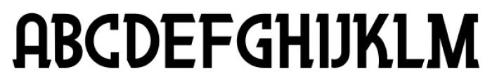 Fountain Service JNL Regular Font UPPERCASE