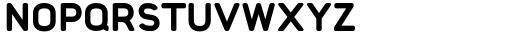 Foda Sans Black CRV Font UPPERCASE