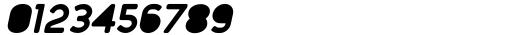 Foda Sans Black Italic Crv Solid Font OTHER CHARS
