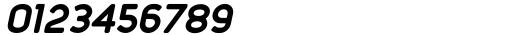 Foda Sans Black Oblique CRV Font OTHER CHARS