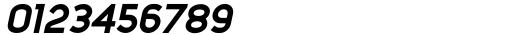 Foda Sans Black Oblique Font OTHER CHARS