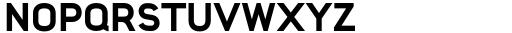 Foda Sans Black Font UPPERCASE