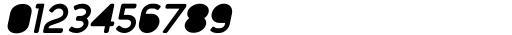 Foda Sans Extra Bold Oblique Crv Solid Font OTHER CHARS