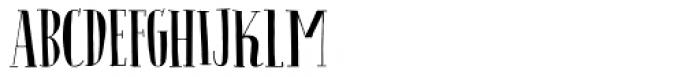 Follow The Light Solid Regular Font UPPERCASE